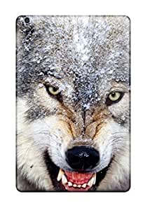 Linda Esther Donna's Shop Hot Hot Case Cover Protector For Ipad Mini- Cute Wolfy 4479429I93089422