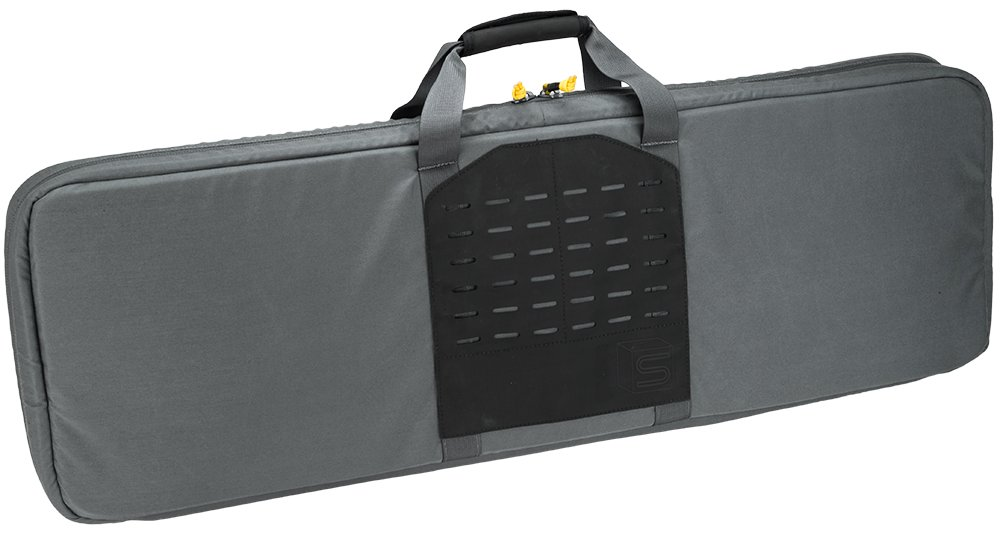 Evike Salient Arms International x Malterra Tactical Rifle Bag - Grey - (60930) by Evike