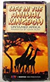 Life in the Animal Kingdom: Untamed Africa, Volumes 1 & 2 [VHS]