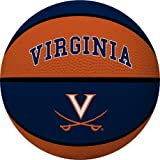 NCAA Virginia Cavaliers Crossover Full Size Basketball by Rawlings