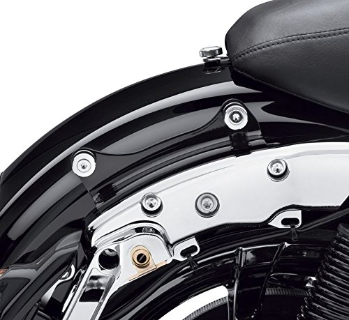 Black New Four Point 4-point Docking Hardware Kit fit Harley Davidson Touring Street Glide//Road King//Electra Glide Year 2014-2018