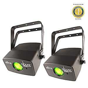 Chauvet DJ Abyss USB LED Flowing Water Lighting Effect (2-Pack) with 1 Year Free Extended Warranty