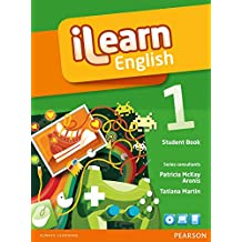 Ilearn English - Level 1 - Student Book + Workbook + Multi-Rom + Reader