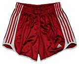 Adidas Womens Athletic Mesh DATTO Shorts (XX-Large, Red)