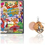 Tom and Jerry: Willy Wonka and the Chocolate Factory Movie + Jerry 2D Pouch Key Chain