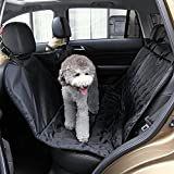 marsboy Dog Seat Cover for Cars Dog Hammock, Slip-proof, Fourfold Waterproof