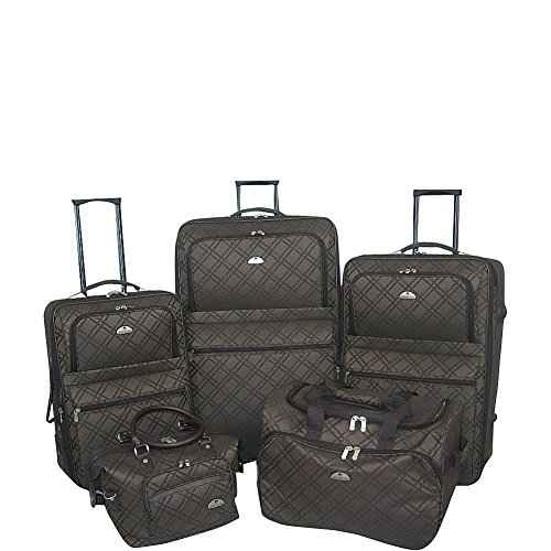 american-flyer-luggage-pemberly-buckles-5-piece-set-chocolate-one-size