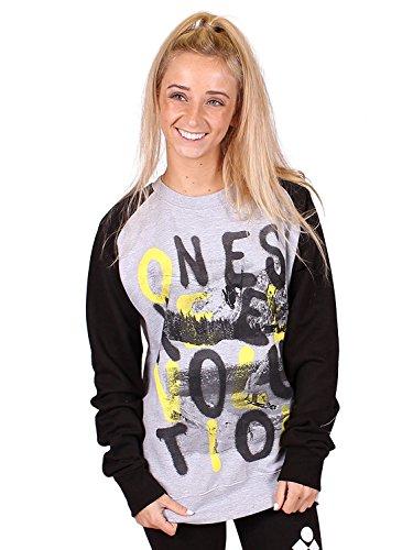 Oneskee Sweatshirt - grigio - Donne IT 40