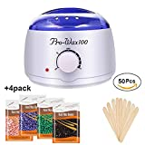 Wax Warmer Hair Removal Kit,JINGOU Wax Heater Pot Review and Comparison