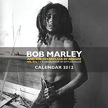 Bob Marley Calendar 2012