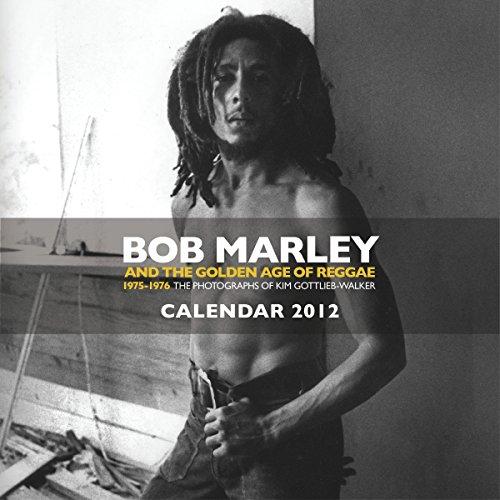 : Bob Marley Calendar 2012