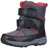 Carter's Kids Boy's Booth Black Cold Weather Boot Snow