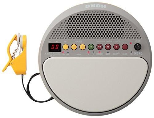 Korg Wd-mini-yl Wavedrum Mini Portable Digital Percussion Yellow