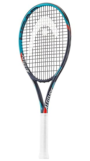 HEAD MX Attitude Tour Graphite Tennis Racquet (Pre-Strung)