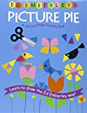 img - for Ed Emberley's Picture Pie (Ed Emberley Drawing Books) by Ed Emberley (2006-02-01) book / textbook / text book