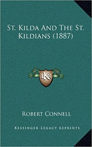 Book St. Kilda and the St. Kildians (1887)