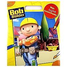 Mon Super Bloc de Coloriage Bob le Bricoleur