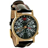 Steamship Telegraph Unisex Analog Watch