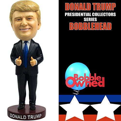 Donald Trump Presidential Collector Series Bobblehead Toys