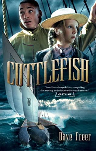 book cover of Cuttlefish