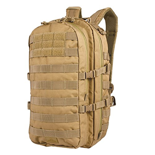 Red Rock Outdoor Gear Element Day Pack - Coyote