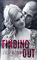 Finding Out: (Hawks Motorcycle Club 2.5 Novella) (Hawks Motorcycle Club series) (English Edition)