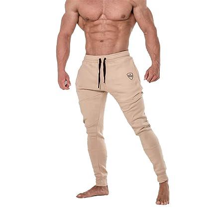 Melodycp Leg Gym Joggers Pants Chándal Jogging Running Fitness ...