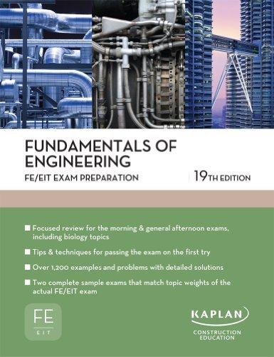 FUNDAMENTALS OF ENGINEER.:FE E