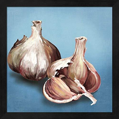 Metaverse Asia Jensen 'Garlic' Framed Art ()