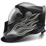 AUDEW Adjustable Auto Darkening Solar Welding Helmet Mask CE ANSI Certified