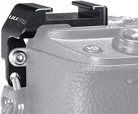 AFVO Cold Shoe Adapter Relocation for Sony A6300/A6400