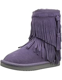 Girls' Cable Fashion Boot