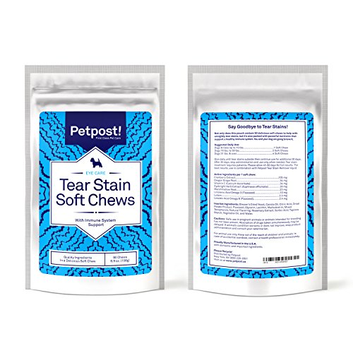 Petpost Natural Eye Care Tear Stain Remover
