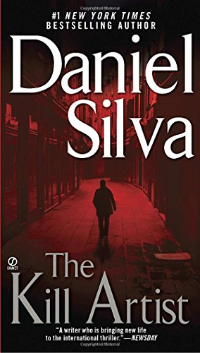 Book cover from The Kill Artistby Daniel Silva