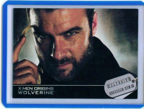 X-Men Origins Wolverine Movie Trading Cards Promo Card P2