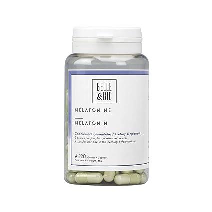 Bella y Bio – Melatonine – 120 Cápsulas