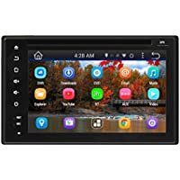 Pyle Car Stereo System Double DIN Android Headunit Receiver,, 6 Touchscreen Display