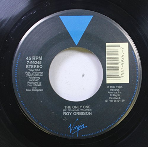 Roy Orbison 45 RPM The Only One / You Got It