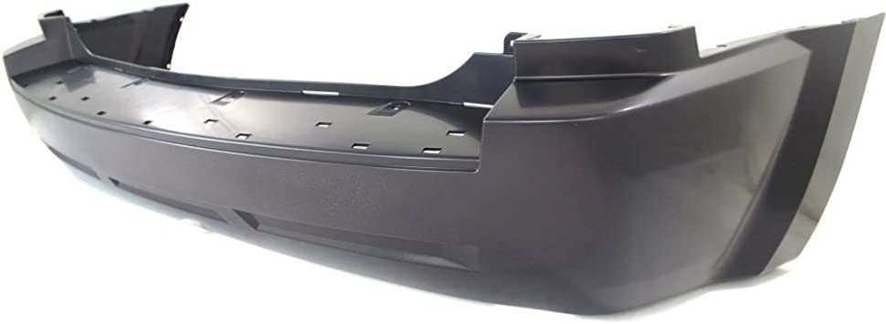 MBI AUTO CH1100865 Rear Bumper Cover for 2005-2010 Jeep Grand Cherokee 05-10 Painted to Match