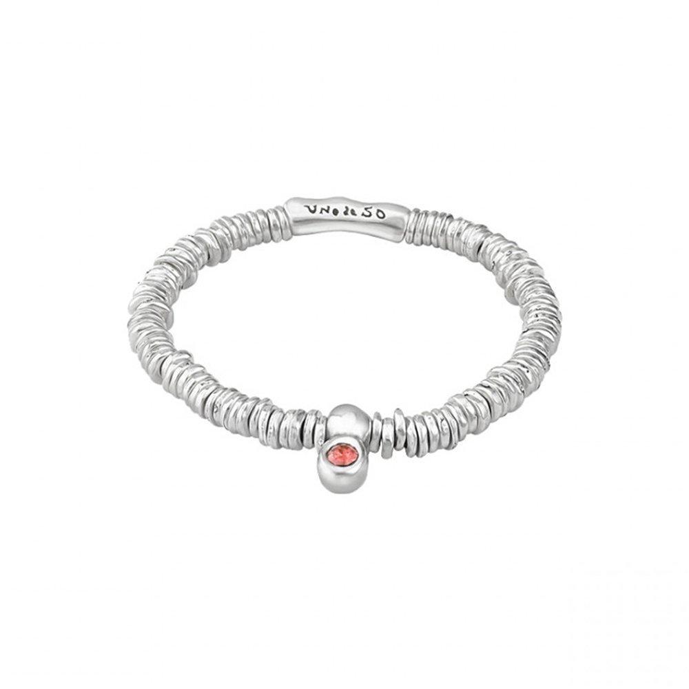 Uno de 50 ORANGESTONE collections bracelet PUL1690NRJMTL0M