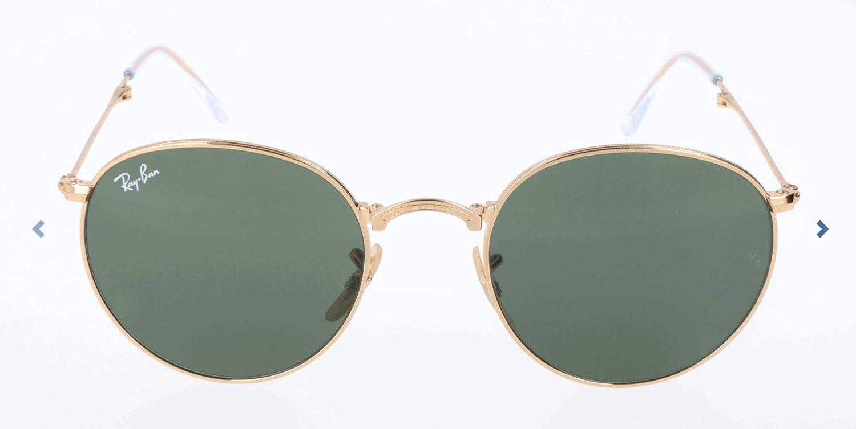 RAY-BAN RB 3532 Gafas de sol, Gold, 50 para Hombre