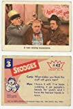 The 3 Stooges (Non-Sports Trading Card) #42