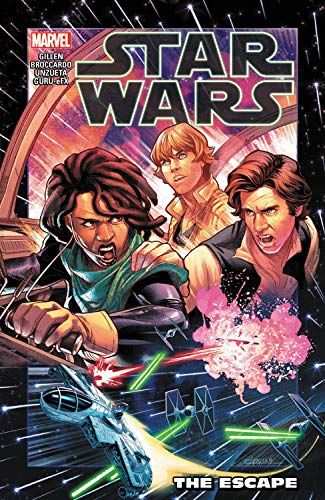 Pdf Graphic Novels Star Wars Vol. 10: The Escape (Star Wars (Marvel))