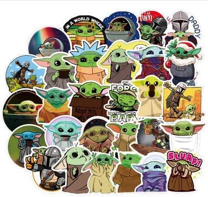 100 Unids/Pack Cute Cartoon Baby Sticker Decal Child Kid Equipaje ...