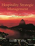Hospitality Strategic Management: Concepts and Cases, Second Edition