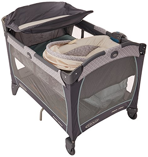 Graco Pack 'N Play Playard with Newborn Napperstation DLX