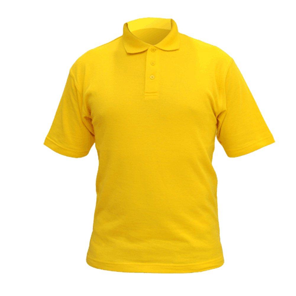 2dc1395e42d Boys   Girls Children Premium Polo T Shirts Sizes Age 2 to 13 Years SCHOOL  LEISURE  Amazon.co.uk  Clothing