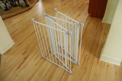 Carlson Extra-Tall Flexi Pet Gate