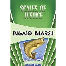 Scales of Justice: Roderick Alleyn #18 (Inspectr Roderick Alleyn)