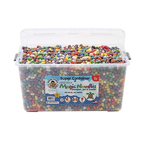 Captain Creative! CCR10915 Mini Magic Nuudle, Super Container (Pack of 3000)